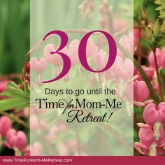 #TimeforMomMeRetreat #Countdown