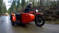 Ural Motorcycles are Soviet-style sidecar motorbikes that have been made in Siberia since World War II. But in 2000 a group of Russian entrepreneurs led by I...