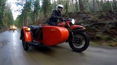 Ural Motorcycles é uma Marca de motos com side-car de estilo soviético que foram feitas na Sibéria, desde a Segunda Guerra Mundial.
