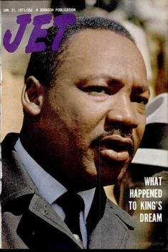 A cover gallery for Jet Vibe Magazine, Jet Magazine, Essence Magazine, Black Magazine, Ebony Magazine Cover, Magazine Covers, Martin Luther King Pictures, Famous Black Americans, History Icon