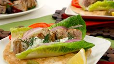 Pork Souvlaki - Recipes - Best Recipes Ever - A recipe for