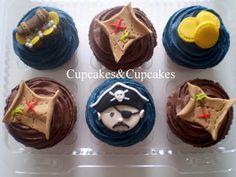 Cupcakes Piratas - Cupcakes Chile