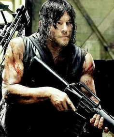 Daryl keeps getting hotter