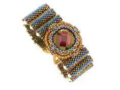 Les Filles du Roi bracelet by Cynthia Rutledge