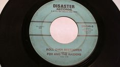FOX AND THE RAIDERS - Roll Over Beethoven (Rare Mississippi Garage 45) Disaster #GarageRock