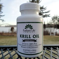 Feeling frazzled all the time? Krill oil has both EPA and DHA fatty acids to rebalance the brain and nervous system.