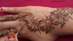 #hennatattooideas #hennawedding easy mehndi designs for back hand || mehndi designs simple || beautiful back hand mehndi design new Floral Henna Designs, Back Hand Mehndi Designs, Full Hand Mehndi Designs, Stylish Mehndi Designs, Mehndi Designs 2018, Mehndi Designs For Girls, Mehndi Designs For Beginners, Wedding Mehndi Designs, Mehndi Designs For Hands