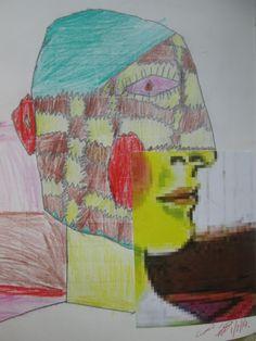 Cubist interpretation