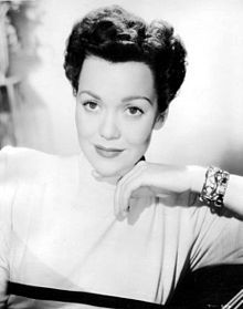 Jane Wyman, born Sarah Jane Mayfield (January 5, 1917 – September 10, 2007), was an American singer, dancer, and film/television actress. She began her film career in the 1930s, and was a prolific performer for two decades. She received an Academy Award for Best Actress for her performance in Johnny Belinda (1948), and later achieved renewed success in the 1980s as Angela Channing on Falcon Crest.  Read more... Click Pic!