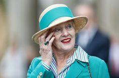 Eine royale Dame mit ihrem ganz eigenen Kopf: Königin Margrethe von Dänemark wird 75. Foto: Getty Images Europe http://www.stuttgarter-zeitung.de/inhalt.margrethe-von-daenemark-wird-75-rauchen-fluchen-und-regieren.d0f078af-135e-4668-a57b-00a13d866d25.html