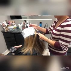 A fun little video from yesterday's client! ❤️👌🏻 #lajollalocals #sandiegoconnection #sdlocals - posted by Nicole  https://www.instagram.com/sandiegohairbynicole. See more post on La Jolla at http://LaJollaLocals.com