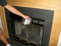 7 best fireplace draft stopper images fireplace cover fireplace rh pinterest com