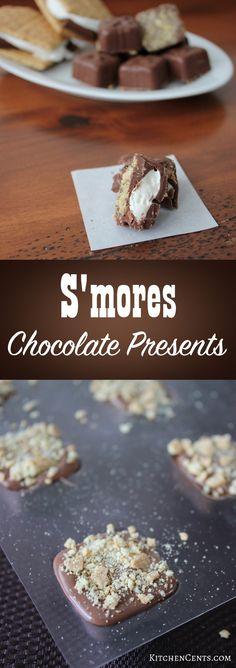 Smores Chocolates |