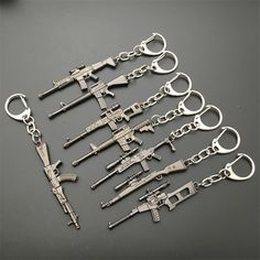 Costumes & Accessories Novelty & Special Use Fortress Game Battle Royale Action Pickaxe Toy Anarchy Axe Reaper Keyring Gun Model Keychain For Fans Kids Toy Pubg Awm Weapons Strong Resistance To Heat And Hard Wearing