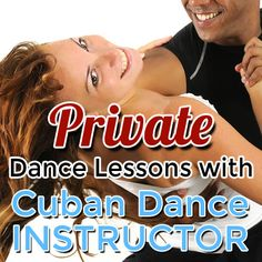 Private Lessons with Cuban Dance Instructor