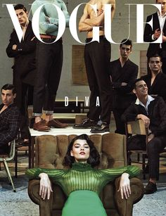 """""""how a cover should be done, americ*n vogue could NEVER!"""