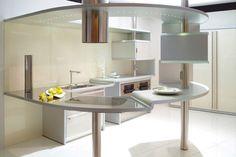 Modern Luxury Kitchens For A Grand Kitchen