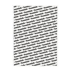 PERSONALISED CUSTOM Baby Blanket 2  39 x49  by Hatchesandmatches
