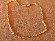 "14k yellow gold ankle bracelet 10"" 2 grams approximately."