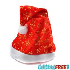 Everything Else , Lint Christmas Gold Hat Features: New brand and high quality Be suitable for adults and children Best Christmas gift to . Cheap Christmas, Unique Christmas Gifts, Gold Christmas, Xmas Gifts, Festival Party, Birthday Party Decorations, Christmas Decorations, Gold Hats, Santa Claus Hat