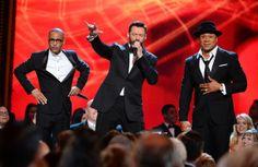 T.I., Hugh Jackman and LL Cool J