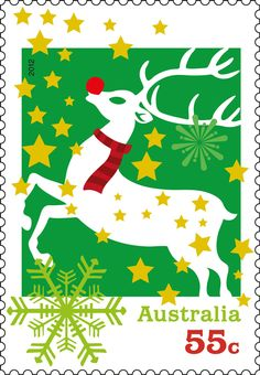 Christmas Stamps 2019.226 Best Christmas Stamps Images In 2019 Door Bells