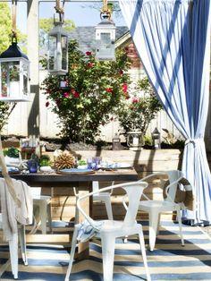 How to Host a Beach-Themed Wedding Shower : Home Improvement : DIY Network