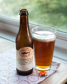 Hello Fall! Beer Review: Punkin Ale from Dogfish Head Craft Brewing — Beer Sessions. Hands-down, the best pumpkin ale out there.