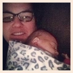 Rosie O'Donnell Shares Photos With Newborn Daughter