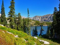 ProTrails | Alpine Lakes of the Indian Peaks Wilderness, Colorado