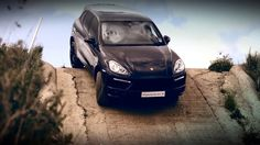 The Porsche Cayenne Turbo S - a sports car for every occasion