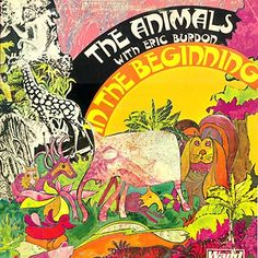 The Animals In the Beginning album cover