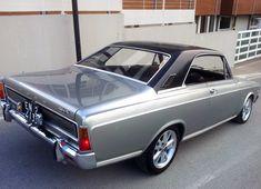 1968 FORD TAUNUS 2300S XL