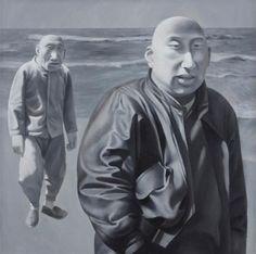 Fang Lijun_Series 1,No.4_1990-91