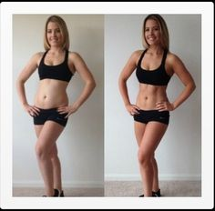21 Day Fix results...inspiring!