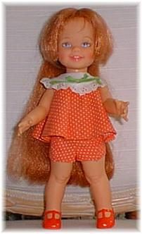 "OMG, does anyone remember Cinnamon?  I had this doll in the 70's.  Her hair ""grew""."