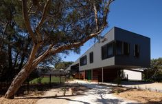 A new holiday home in the seaside suburb of Blairgowrie