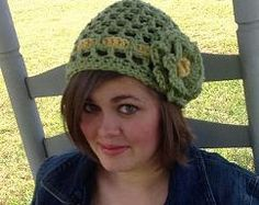 OnceUponARoll on Zibbet: HANDMADE WITH CARE - FROM START TO FINISH. Large selection of Hats and Beanies #zibbet
