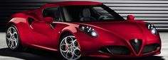 Fiat on Tuesday released pictures and some technical details of the Alfa Romeo sports car ahead of the model's debut at next month's Geneva auto show. The rear-drive, two-seat coupe, a car Alfa . Alfa Romeo Spider, Alfa Romeo 4c, Alfa Romeo Cars, Alfa Romeo Giulia, Ferrari, Maserati, Minivan, Porsche, New Sports Cars