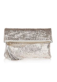 clutches in silver