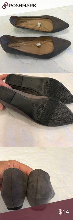 Merona dress slip on flats Merona dress slip on flats inbox 41 Merona Shoes Flats & Loafers