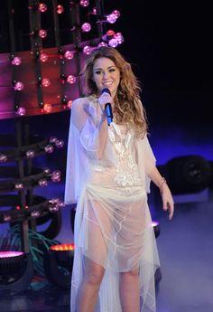 Miley Cyrus European promotional tour