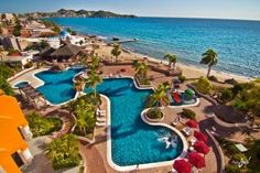 San Carlos Plaza S Beautiful Pool And Beach