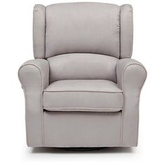 Create a nursery thatu0027s cozy and inviting with the Morgan Upholstered Glider from Delta Children!  sc 1 st  Pinterest & 29 best Nursery- Gliders/Chairs/Ottomans images on Pinterest ...