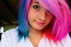 more rainbow