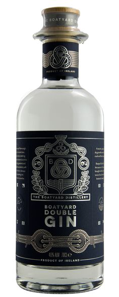Web Exclusive Boatyard Double Gin for £37.75 at Fairley's Wines Gin Sorten, Gin Bar, Beverage Packaging, Bottle Packaging, Bottle Labels, Malt Wine, Premium Gin, Craft Gin, Best Gin
