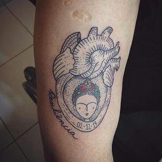 Tatuagem feita por @binhoribeirof =)