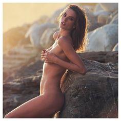 victoria secret ambrosio naked Alessandra