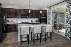Residence Two, River Village at Santee, CA 92071. View 2 photos of this $712,990, 4 bed, 3.0 bath, 2558 sqft new construction single family home built in 2017 by KB Home.