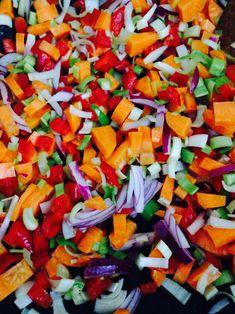 Émincé de poulet ultra moelleux – Mes recettes – tout simplement Actifry, Flan, Entrees, Salsa, The Cure, Bbq, Mexican, Healthy Recipes, Healthy Food